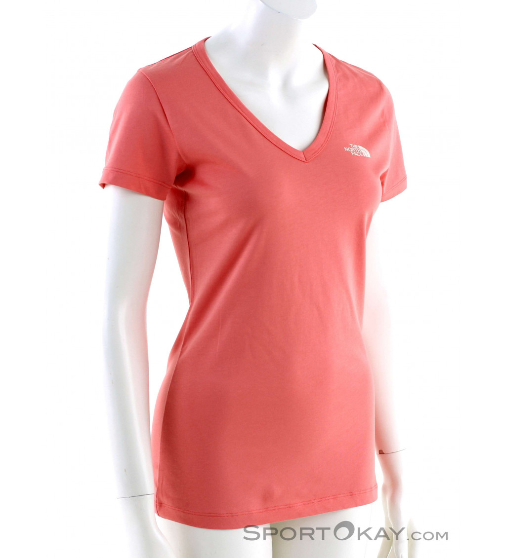 aa9ff04de The North Face S/S Simple Dom Womens T-Shirt - Shirts & T-Shirts ...