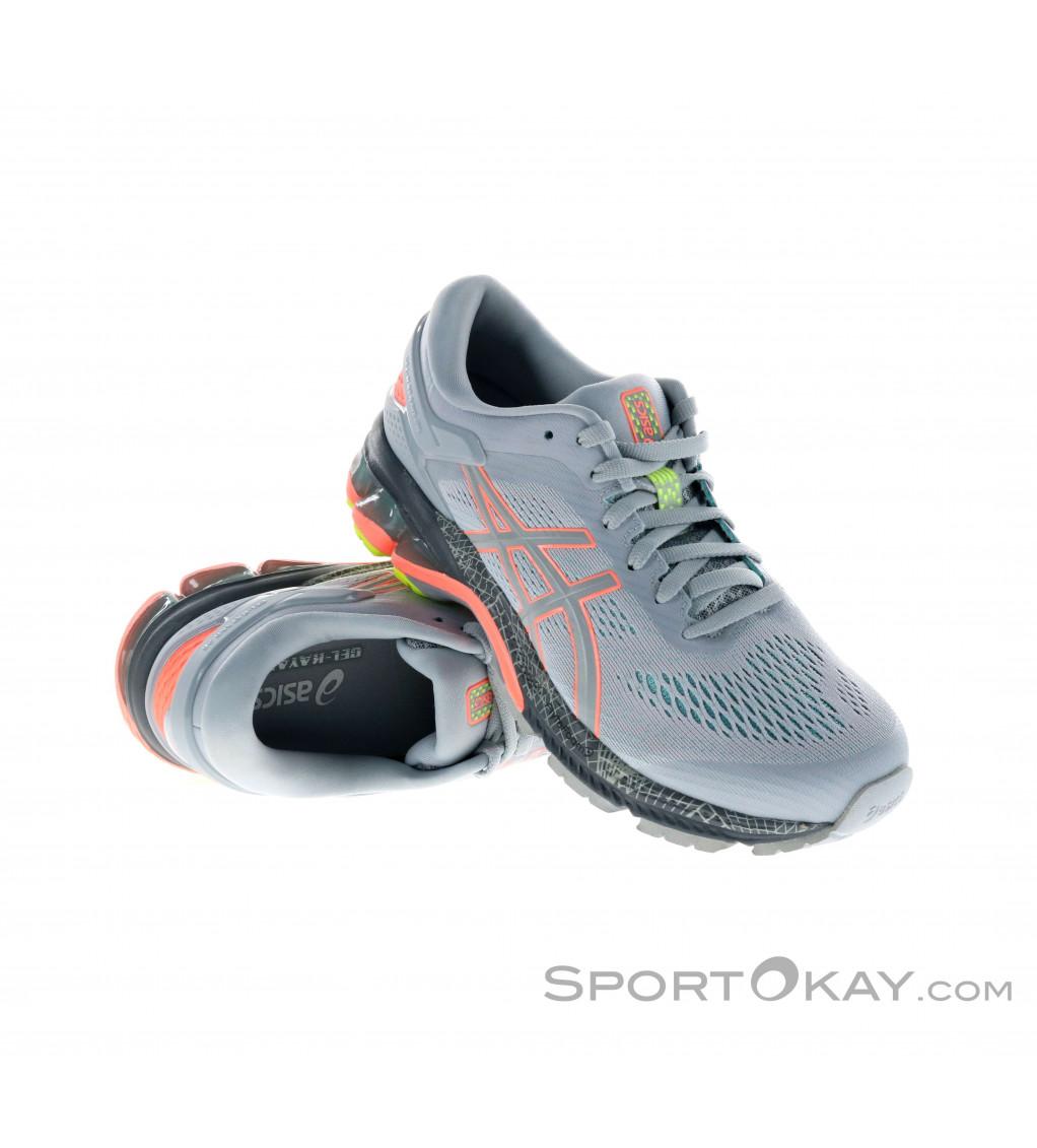 Asics Gel Kayano 26 LS Womens Running Shoes All Round