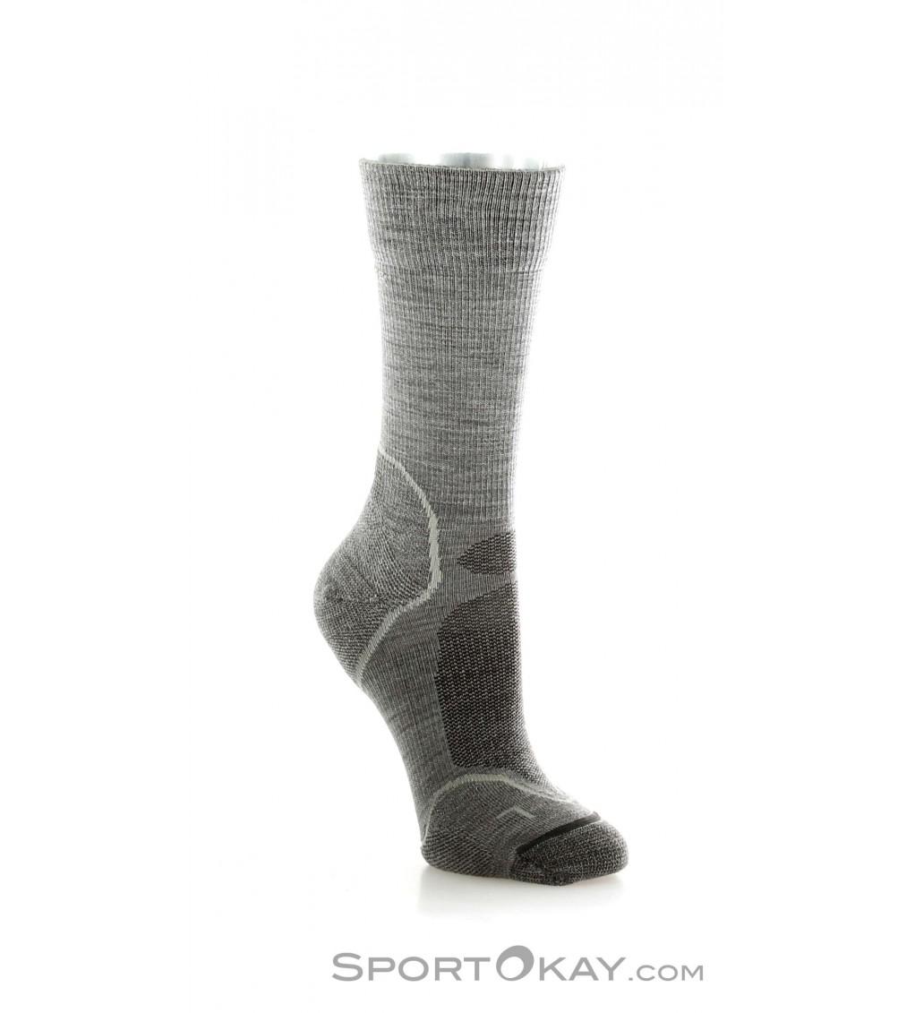 Icebreaker Damen Wandersocken Hike Plus Light Mini Socke