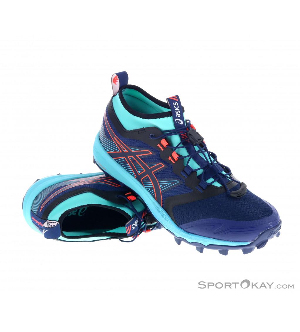 Asics Asics Fujitrabuco Pro Womens Trail Running Shoes