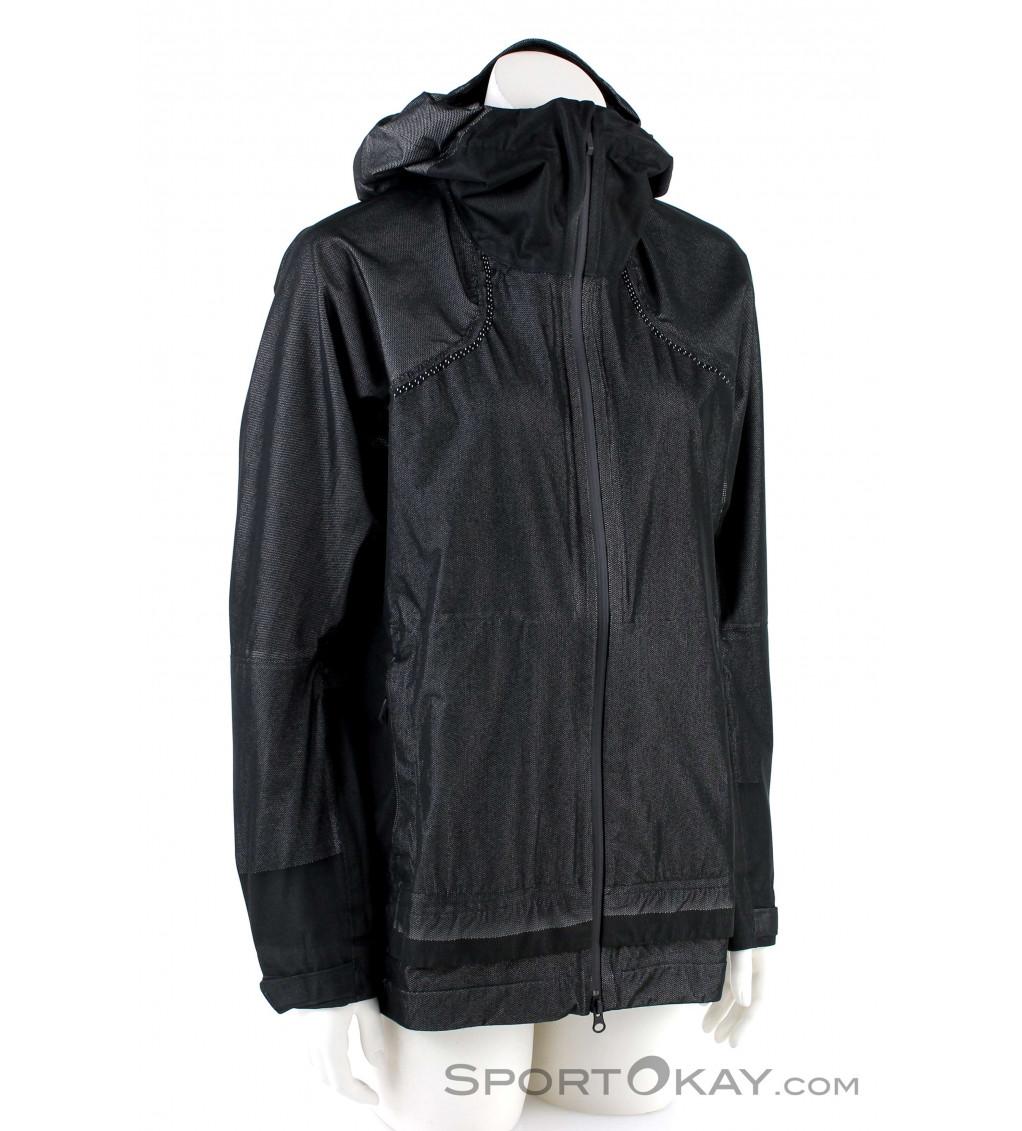 adidas W WP P Knit Womens Rain Jacket Jackets Outdoor