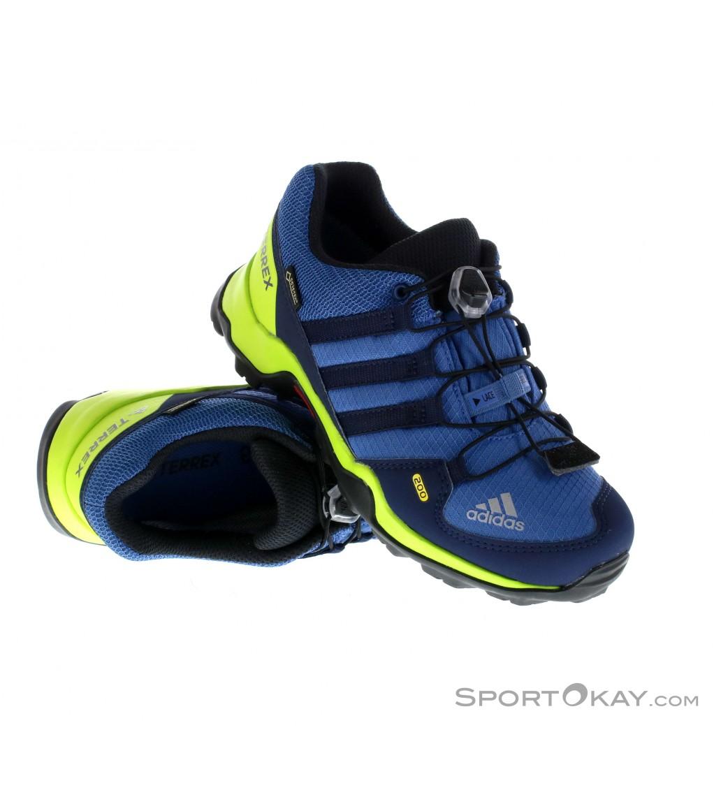 adidas Terrex GTX Kids Trekking Shoes Gore Tex Trekking