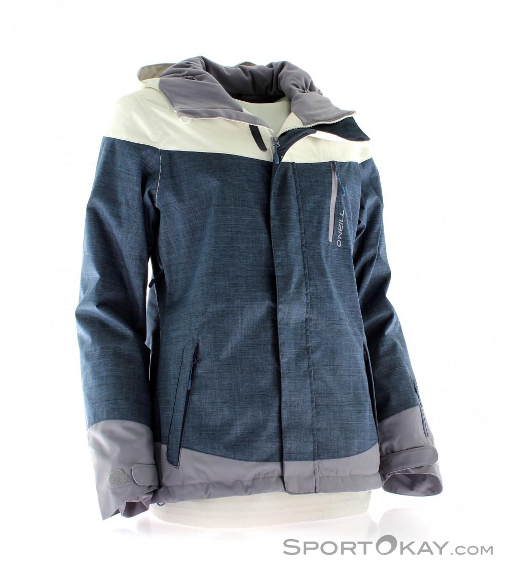 o 39 neill coral damen skijacke ski jackets ski clothing. Black Bedroom Furniture Sets. Home Design Ideas