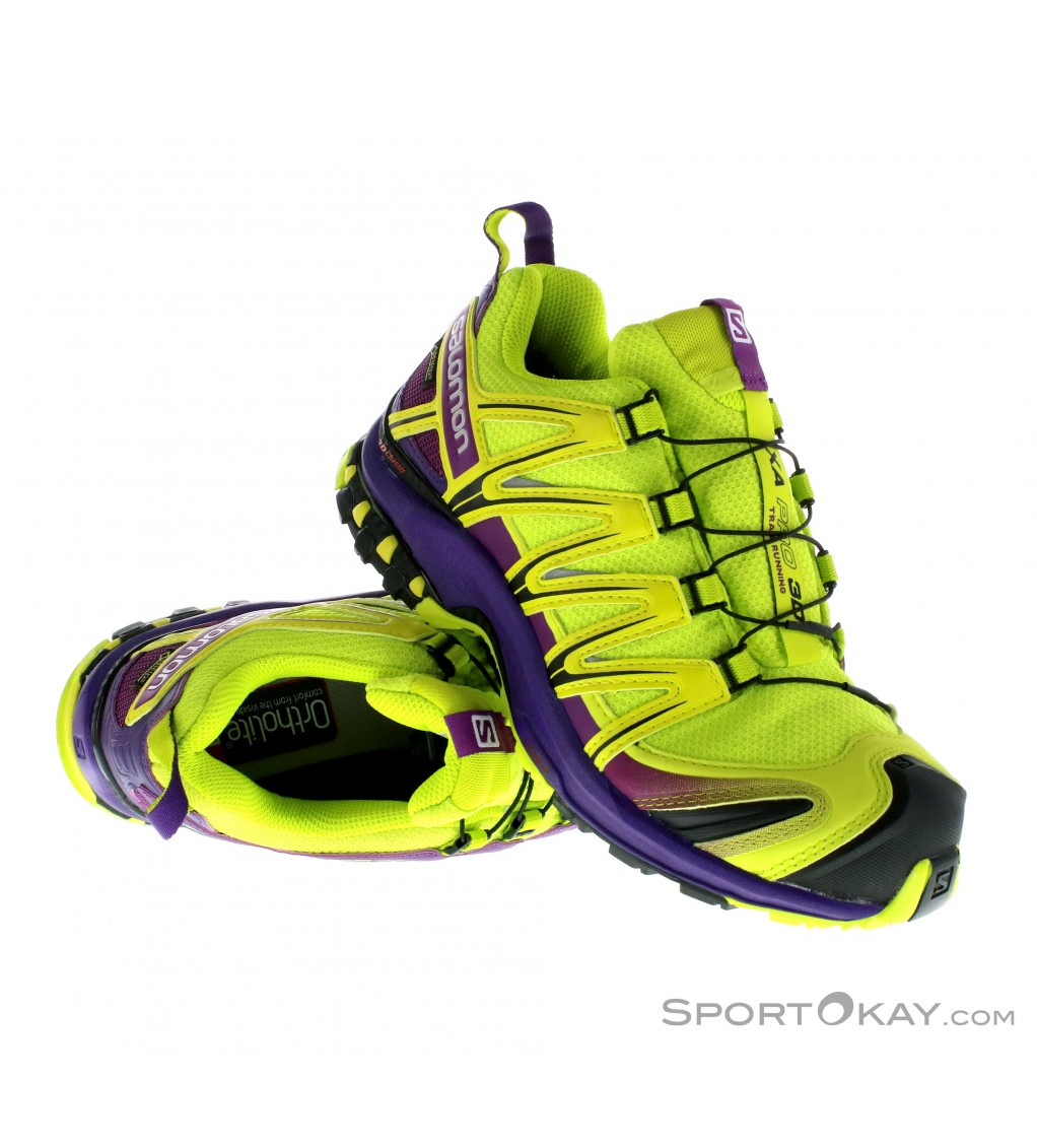 Salomon XA Pro 3D Womens Scarpe da Trail Running Gore Tex 7DCwb