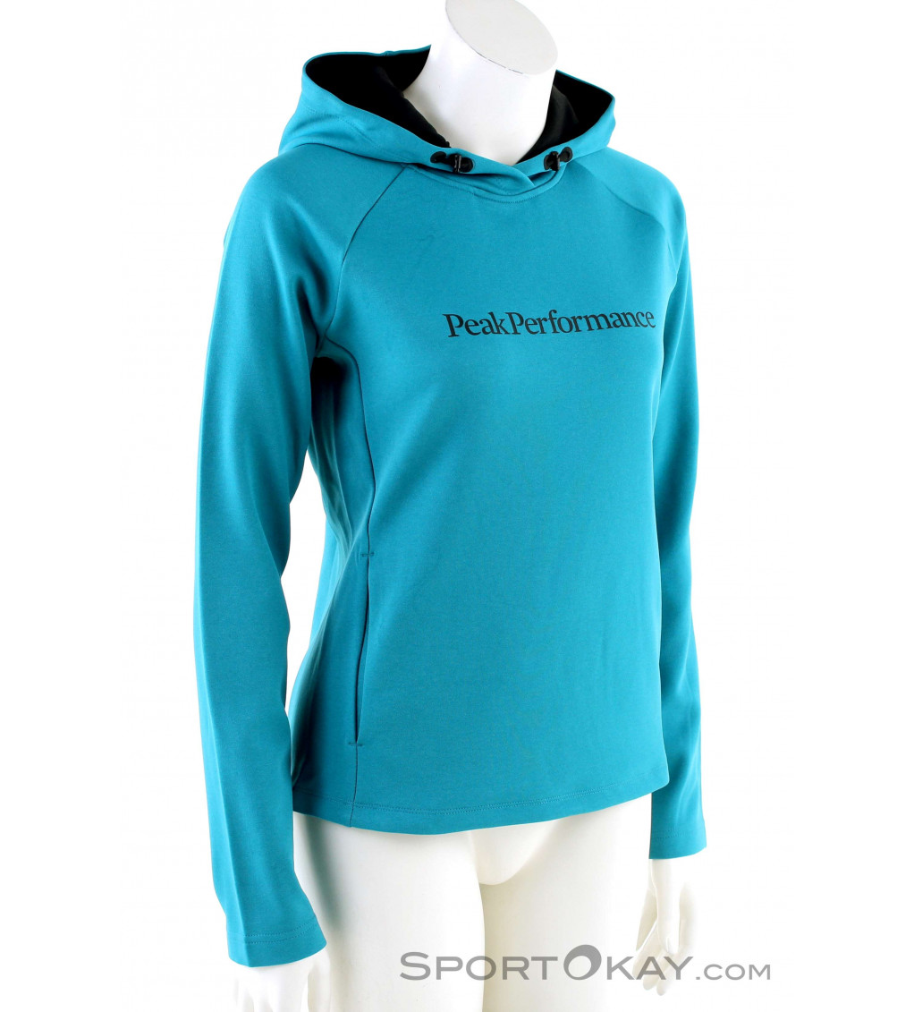 Peak Performance Pulse Hoodie Womens Sweater Sweaters Outdoor Clothing Outdoor All
