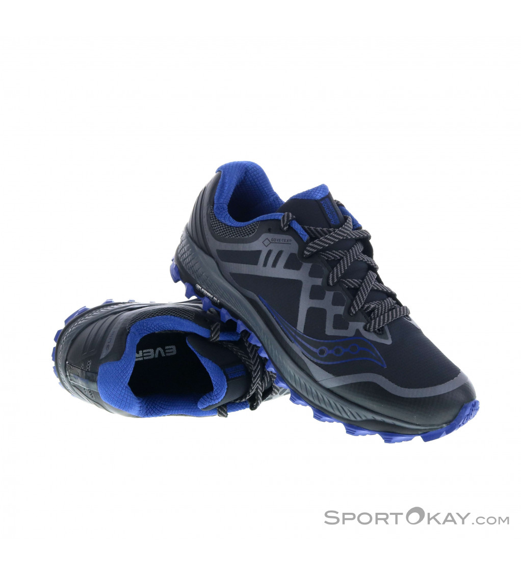 Saucony Saucony Peregrine 8 GTX Mens Trail Running Shoes Gore Tex