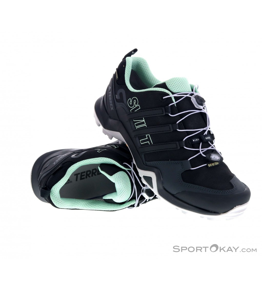 adidas adidas Terrex Swift R2 Womens Trekking Shoes Gore-Tex