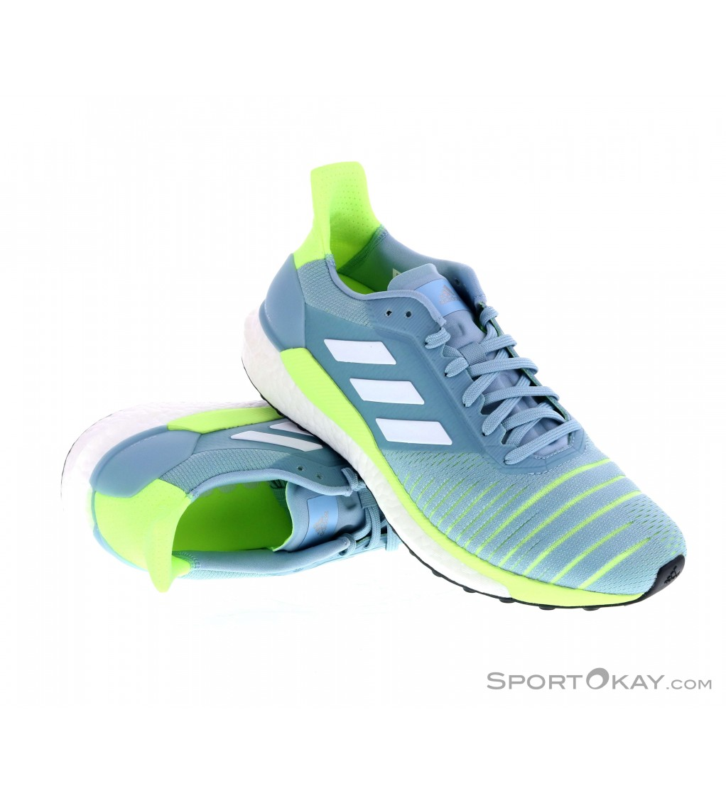 fractura Soltero respirar  adidas Solar Glide Womens Running Shoes - Fitness Shoes - Fitness ...