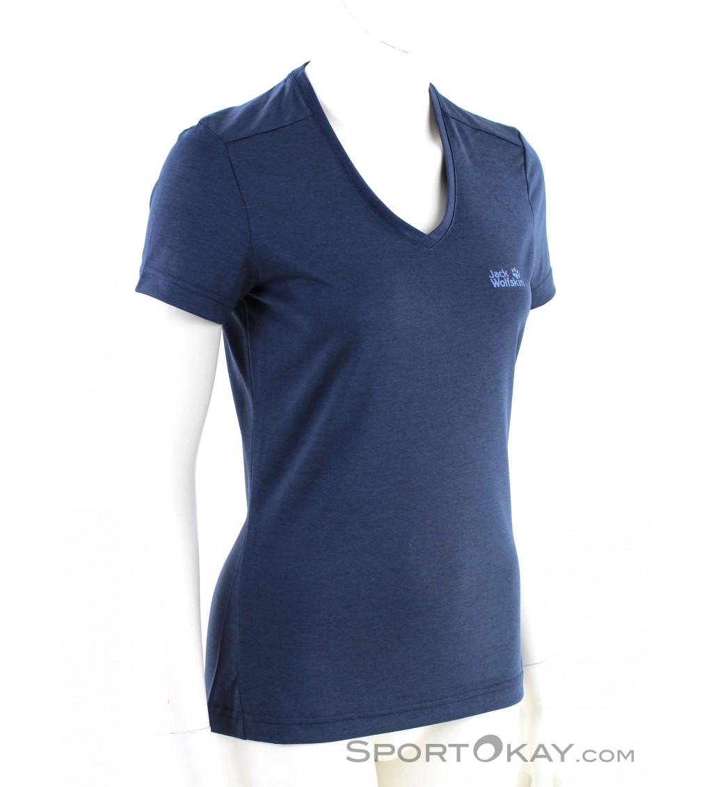 Jack Wolfskin Jack Wolfskin Crosstrail T Womens T Shirt