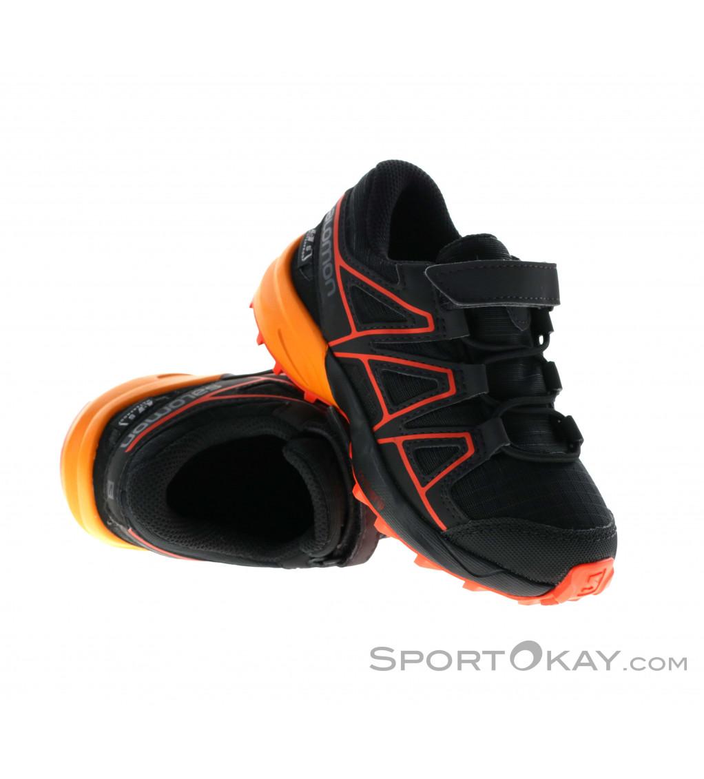 Salomon Speedcross CSWP Kids Trail