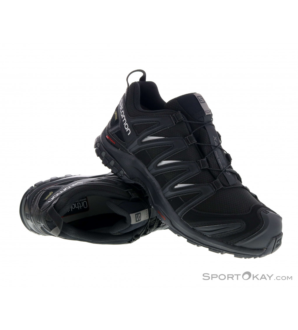 Salomon Salomon XA Pro 3D GTX Mens Trail Running Shoes Gore Tex 5QJNc