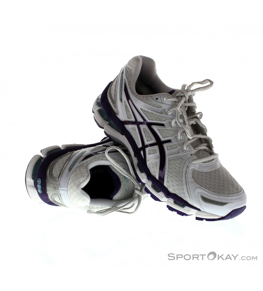 asics gel kayano 19 damen laufschuhe all round running. Black Bedroom Furniture Sets. Home Design Ideas