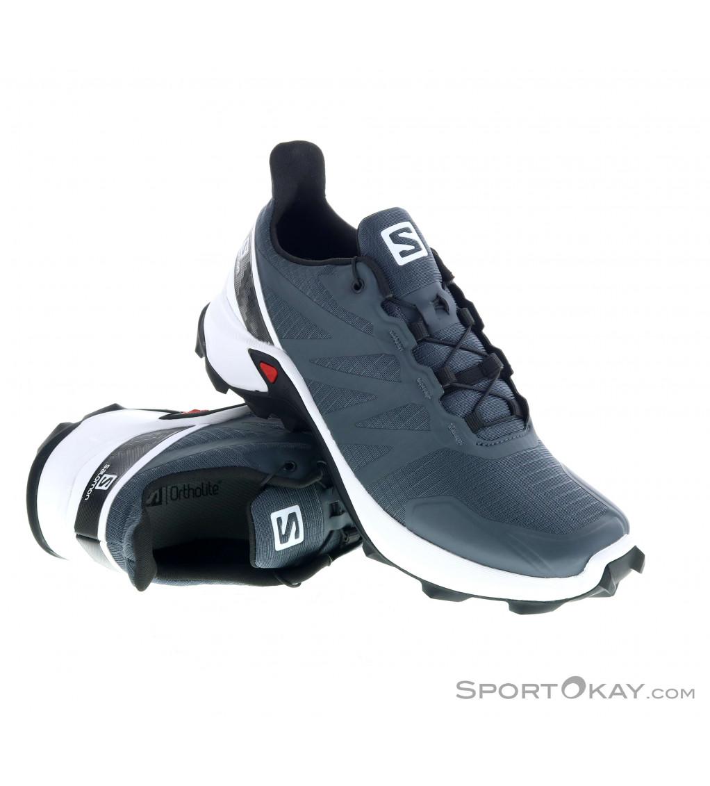 salomon women's alphacross trail running shoes 35