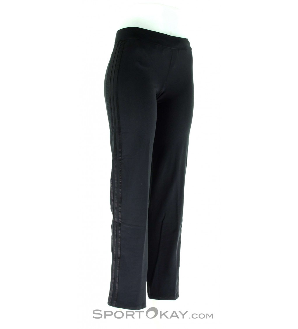 adidas Adidas Climacool Training 3S Core S Womens Fitness Pants