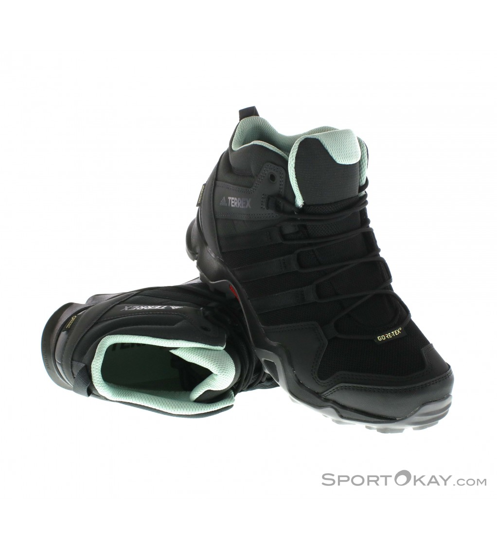 tipo Comida Aislar  adidas Terrex AX2R Mid GTX Womens Hiking Boots Gore-Tex - Hiking Boots -  Shoes & Poles - Outdoor - All