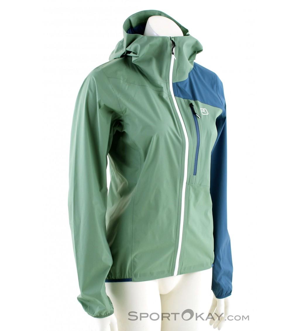 Ortovox Civetta Jacket 2.5l Damen Outdoorjacke Jackets