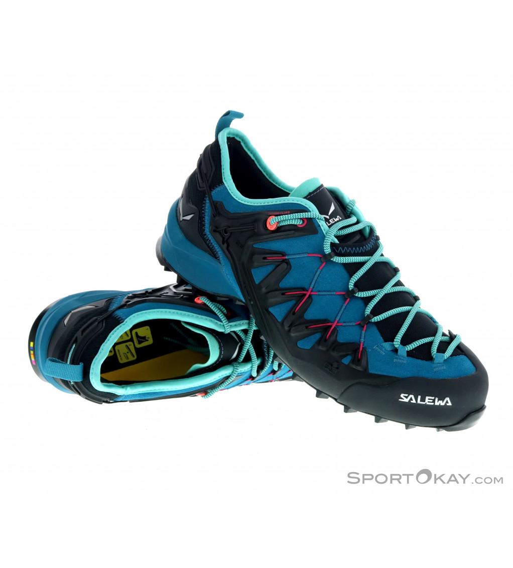 cheaper 5aa6f 72c94 Salewa Wildfire Edge Womens Approach Shoes - Trekking Shoes ...