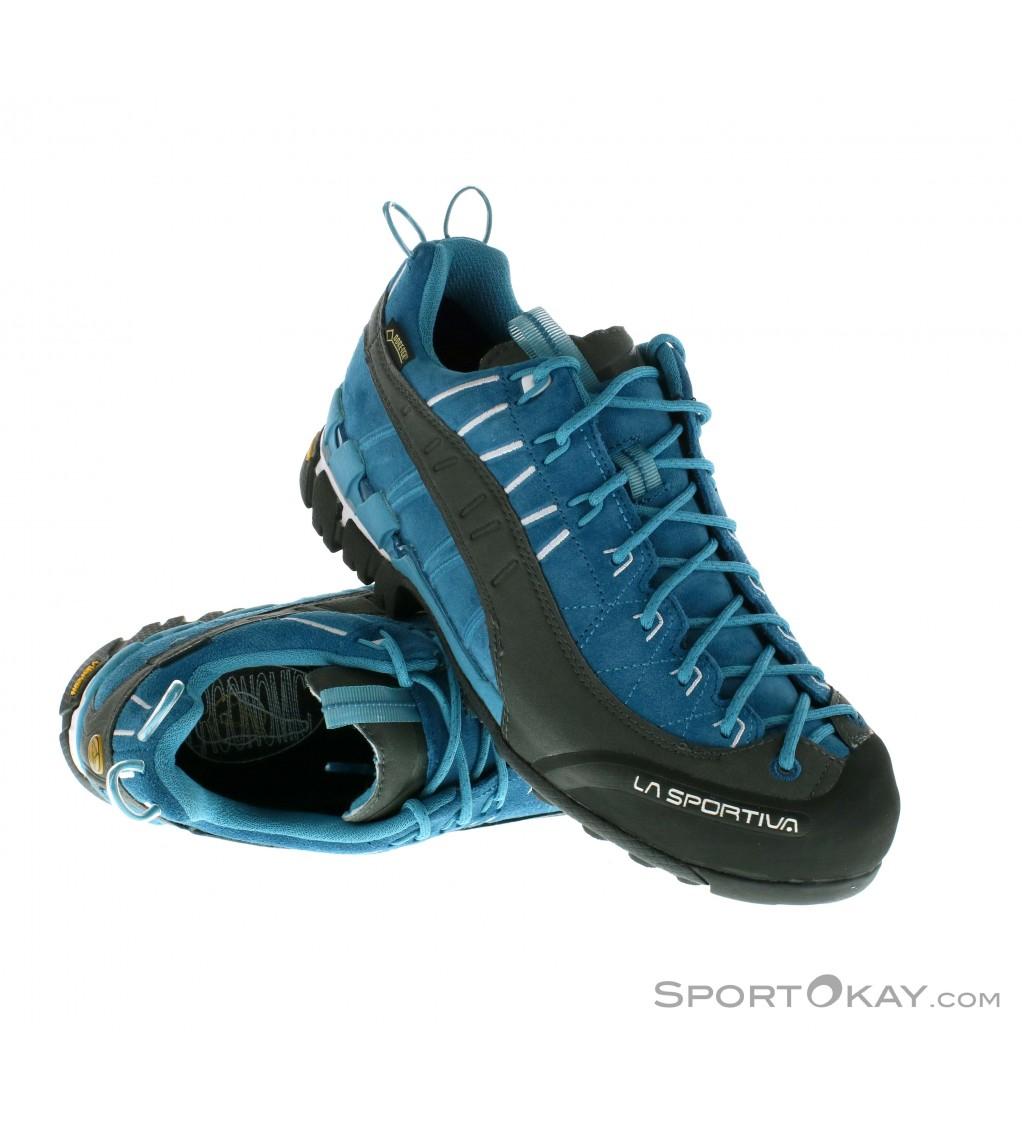 La Sportiva La Sportiva Hyper GTX Womens Approach Shoes Gore Tex