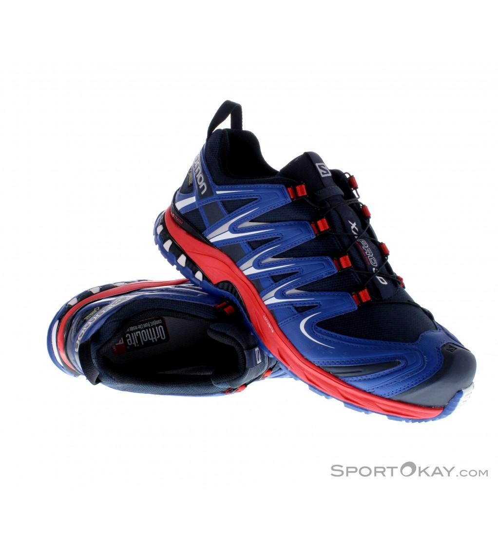 Salomon Salomon XA Pro 3D GTX Mens Trail Running Shoes Gore Tex