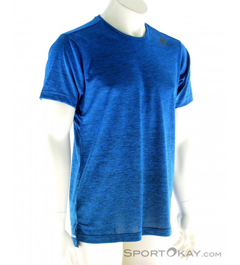 Adidas free lift tee gradient mens fitness shirt shirts for Free gym t shirts