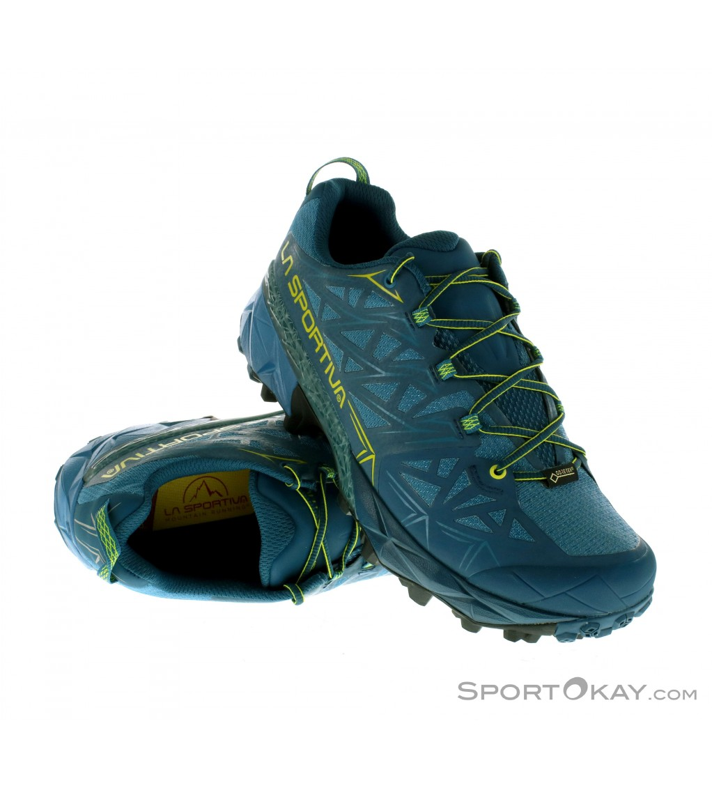 La Sportiva La Sportiva Akyra GTX Mens Trail Running Shoes Gore Tex