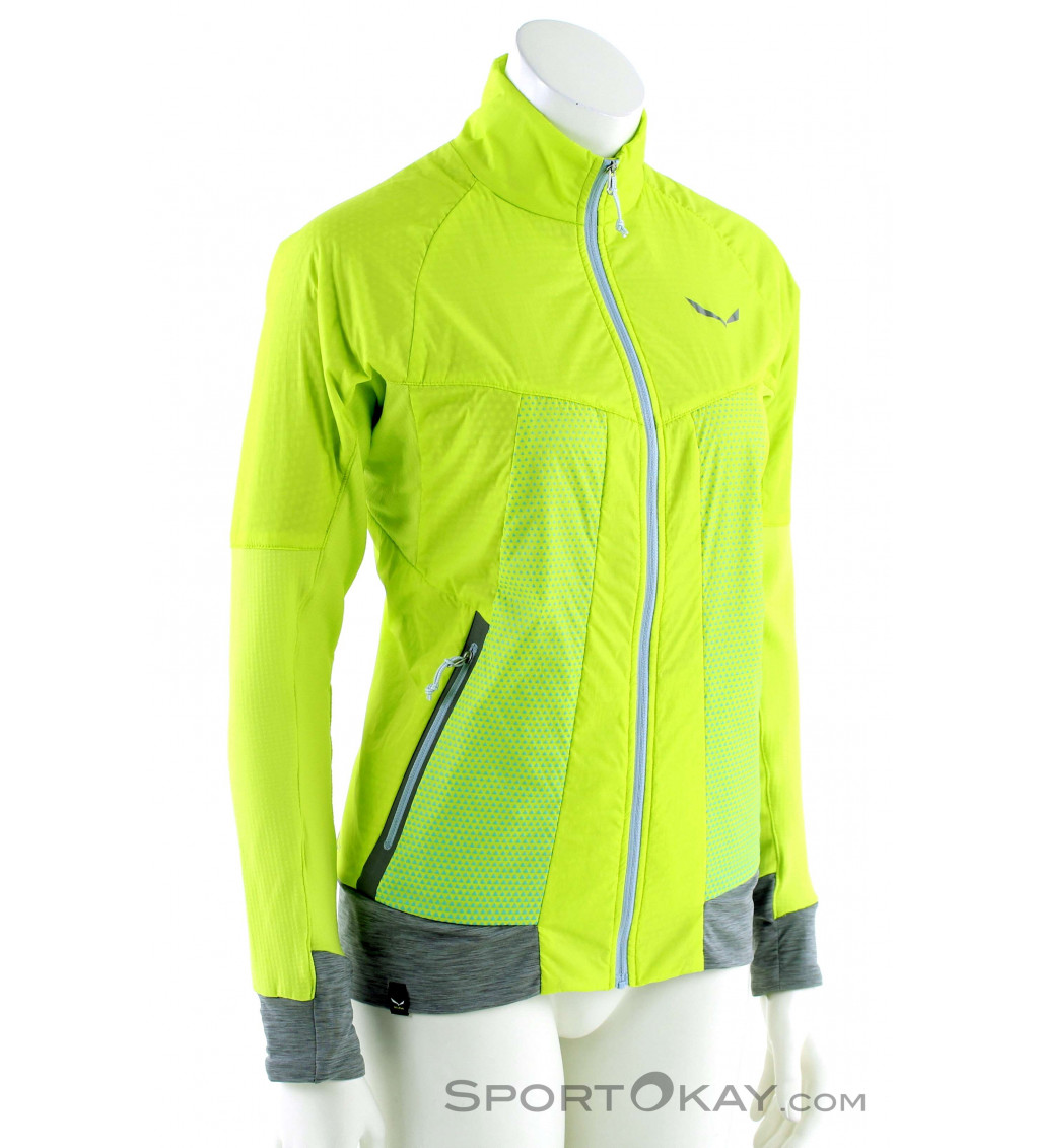 Salewa Salewa Pedroc Hybrid PTC Alpha Womens Outdoor Jacket