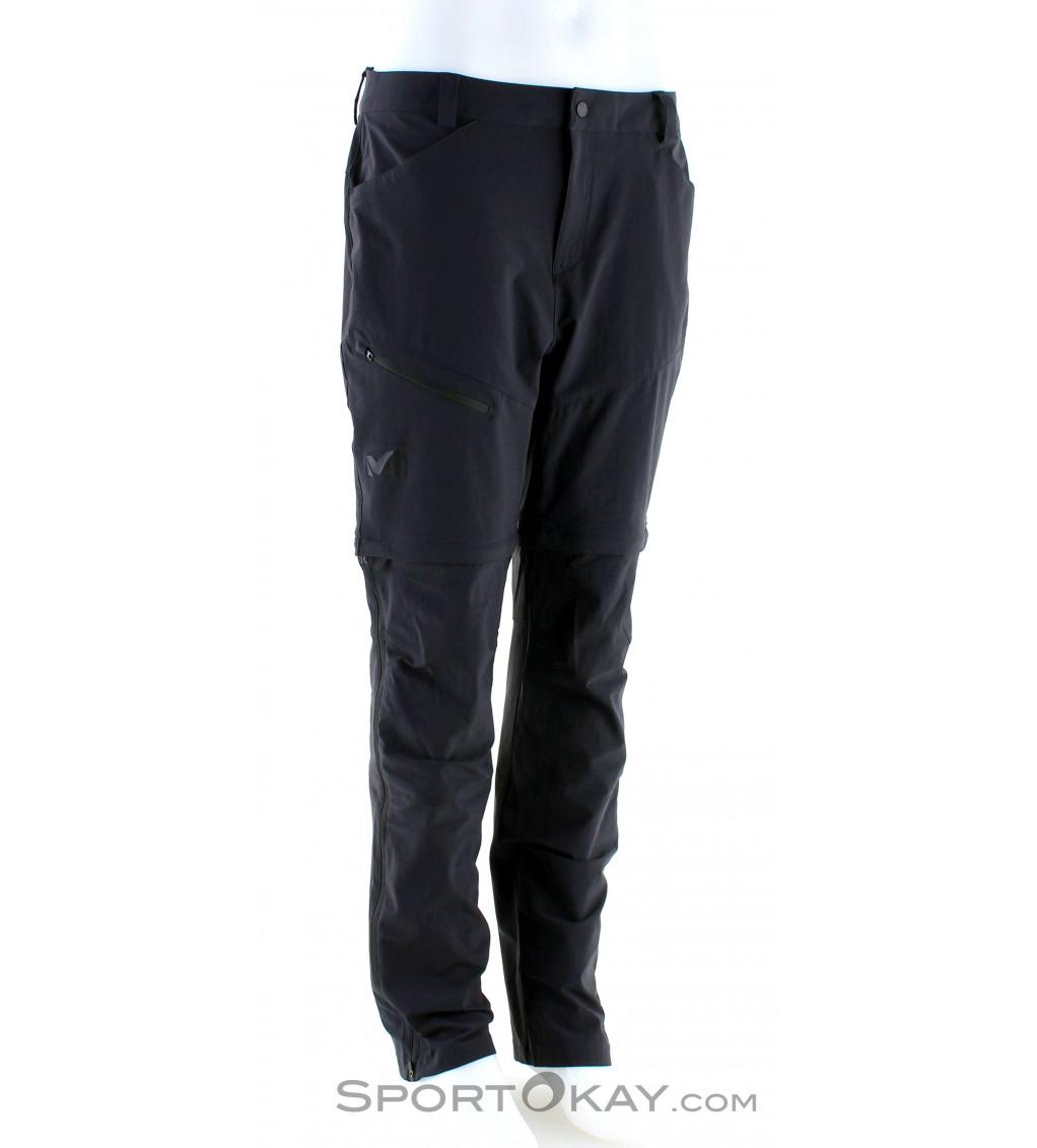 MILLET Trekker Stretch Zip Off Hiking Pants