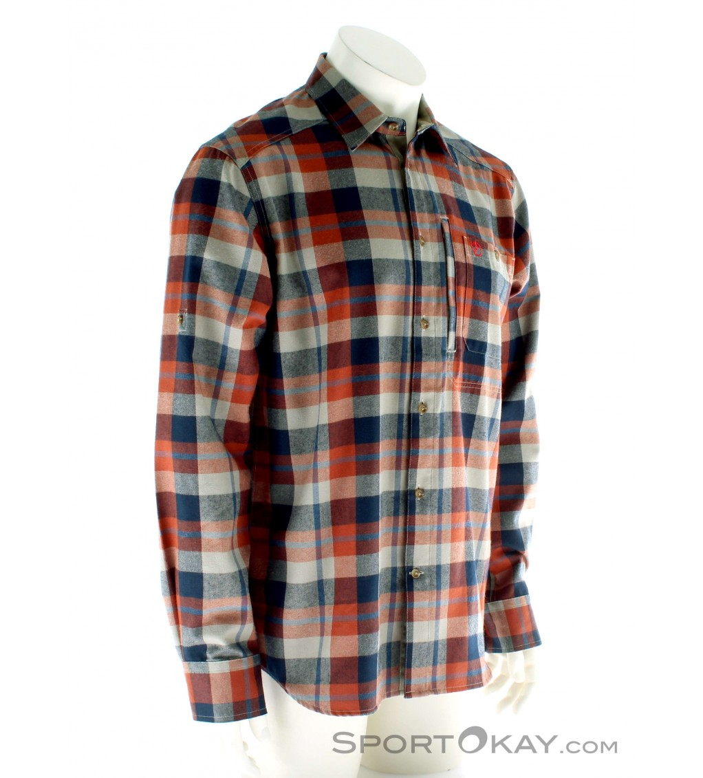 Fj/ällr/även Mens Fj/ällglim Shirt M