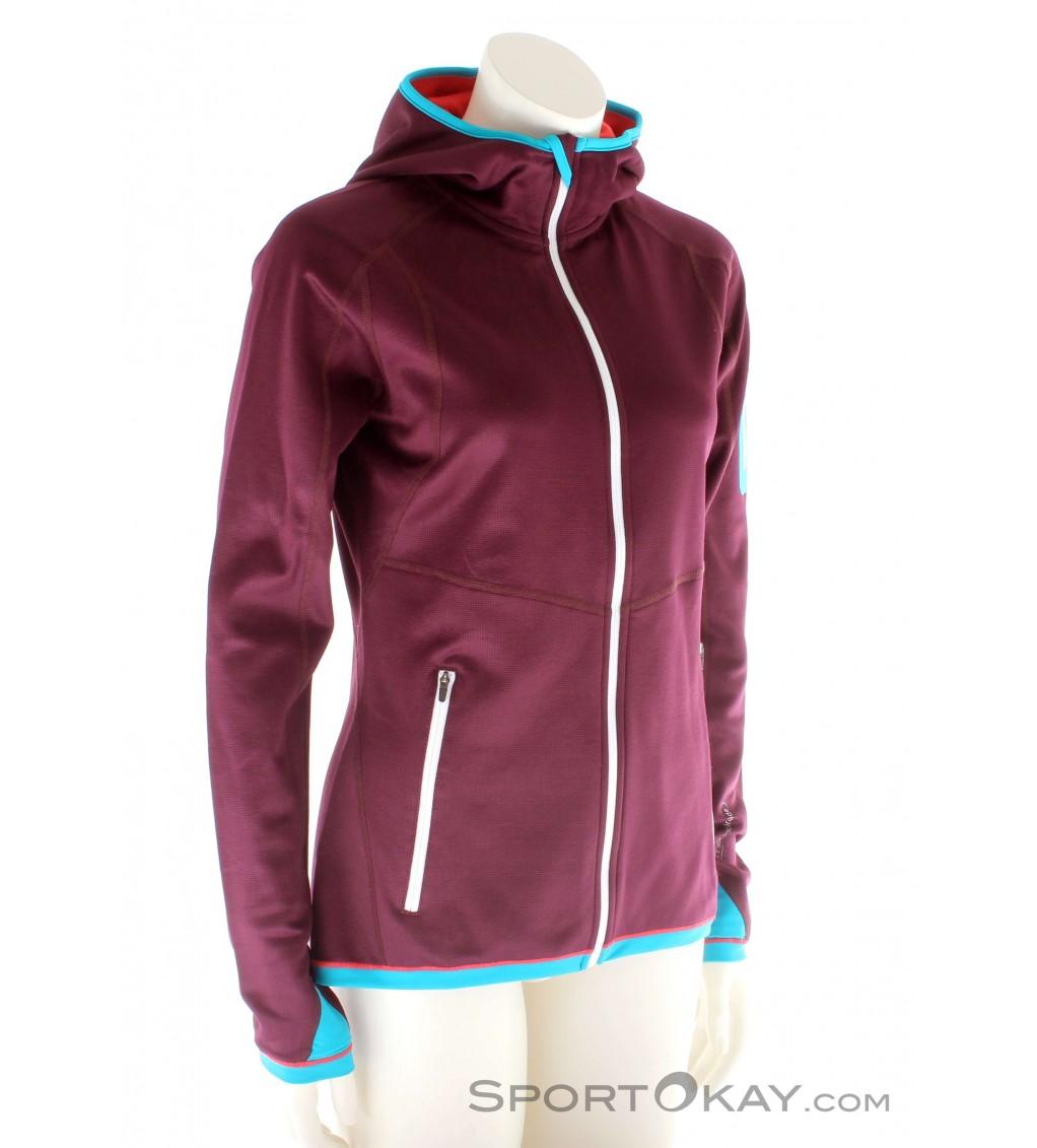 Ortovox Ortovox Merino Fleece Light Womens Outdoor Sweater