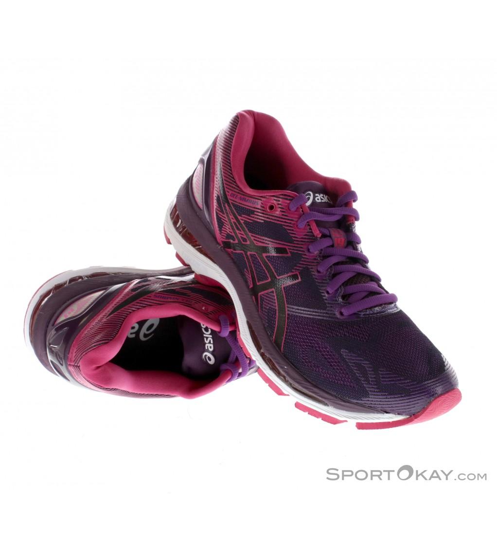 Asics Gel Nimbus 19 Womens Running Shoes - Running Shoes ...