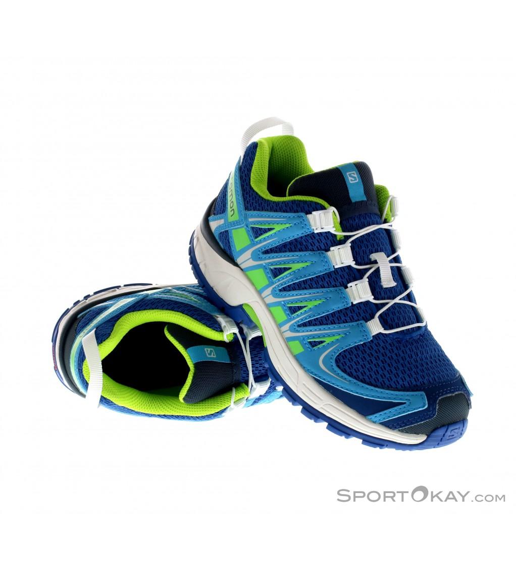 Salomon XA Pro 3D Boys Trail Running Shoes - Trail Running Shoes - Running  Shoes - Running - All