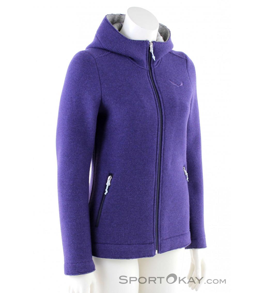 Salewa Sarner 2 Lagen Wool Womens Sweater Sweaters
