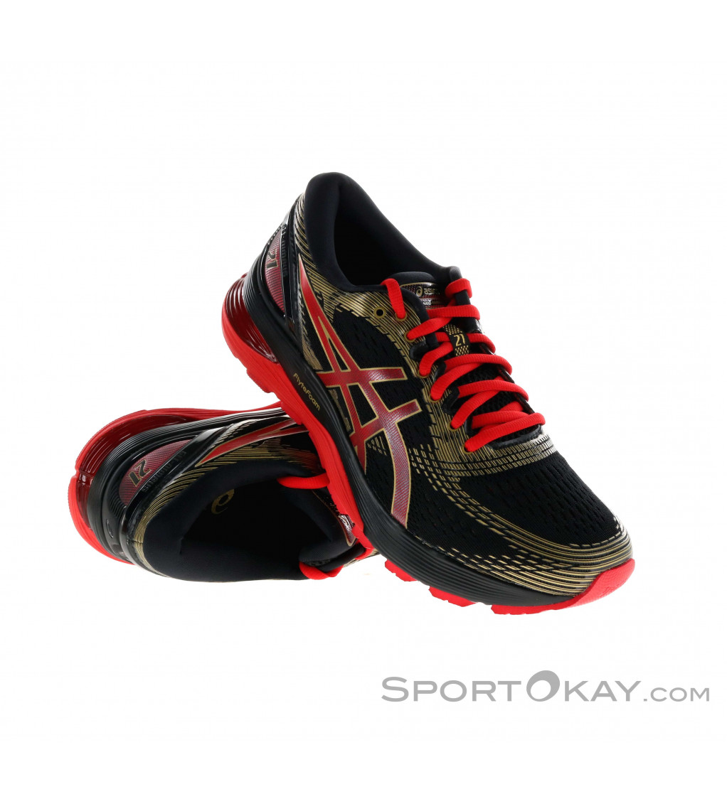 Asics Asics Gel Nimbus 21 Womens Running Shoes