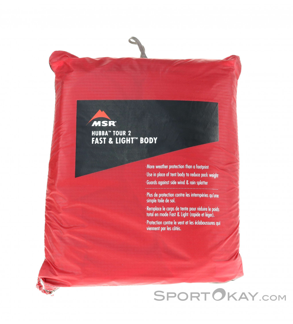 MSR MSR Hubba Tour 2 Fast&Light Body Tent Accessory
