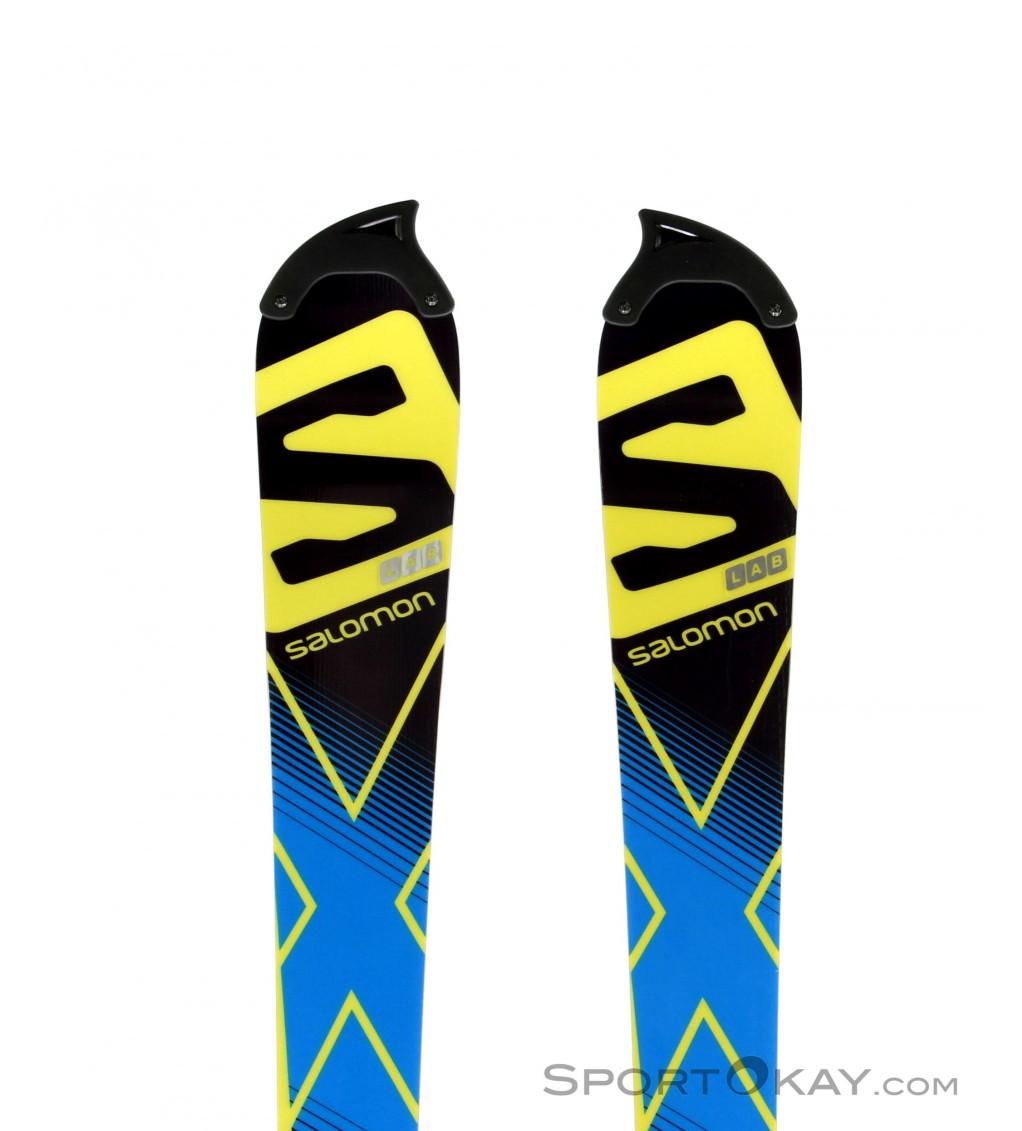 Tender acortar cajón  Salomon X-Race Lab SL + X 12 Skiset 2016 - Alpine Skis - Skis - Ski &  Freeride - All