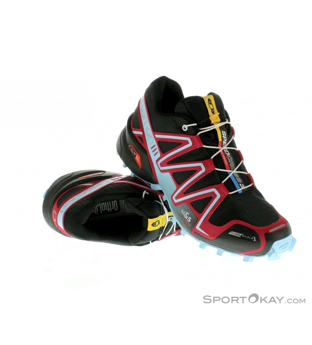 Salomon Salomon Speedcross 3 CS Damen Traillaufschuhe