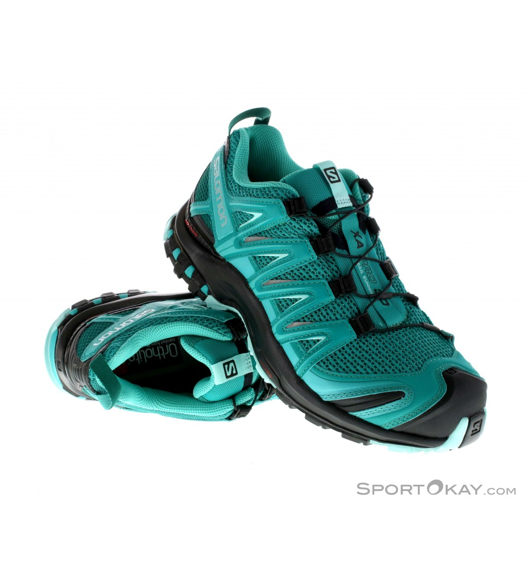Salomon Salomon XA Pro 3D Womens Trail Running Shoes