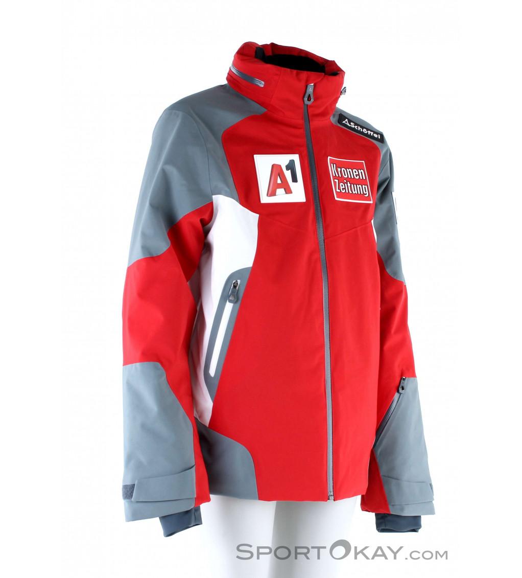 Schöffel Val D Isere RT Kids Ski Jacket Ski Jackets Ski