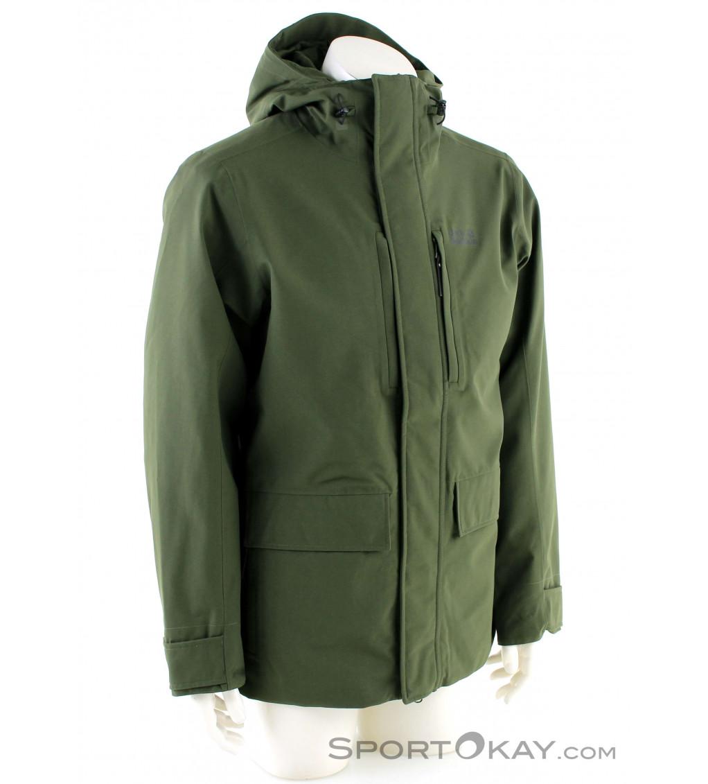 best jack wolfskin winter jacket