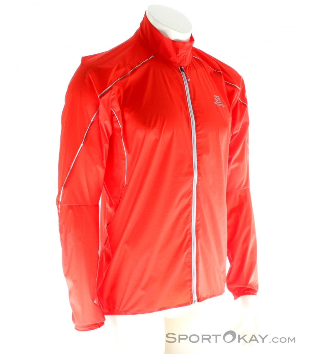 Salomon Salomon S LAB Light Jacket Mens Outdoor Jacket wz832
