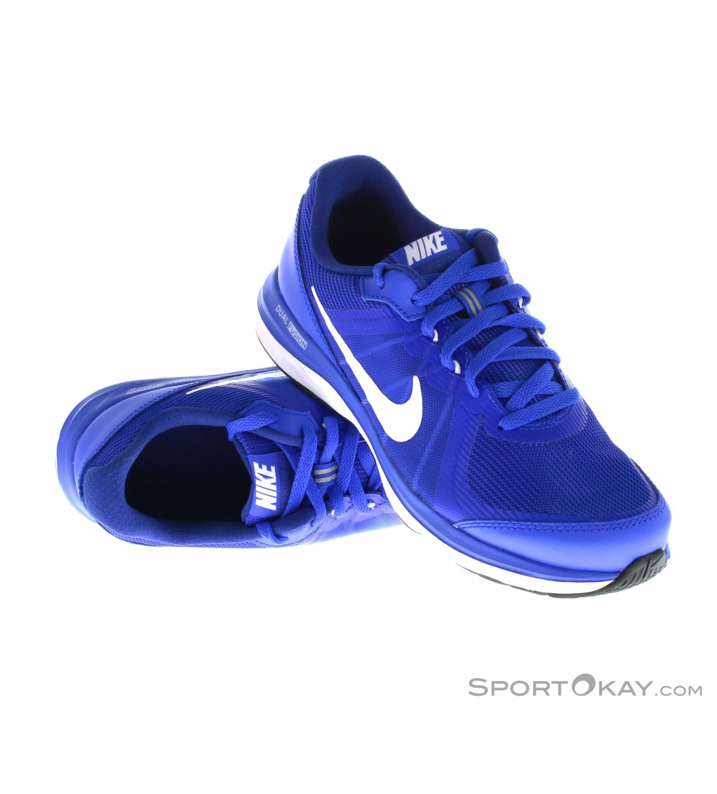 nike dual fusion x2 blue