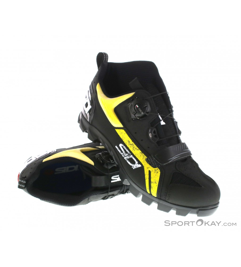 Sidi Defender Men/'s Mountain Bike MTB Shoes Various Colors