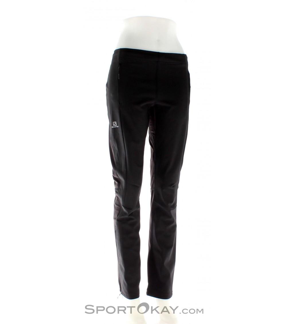 Salomon Momentum Softshell Damen Outdoorhose Pants v4ii6