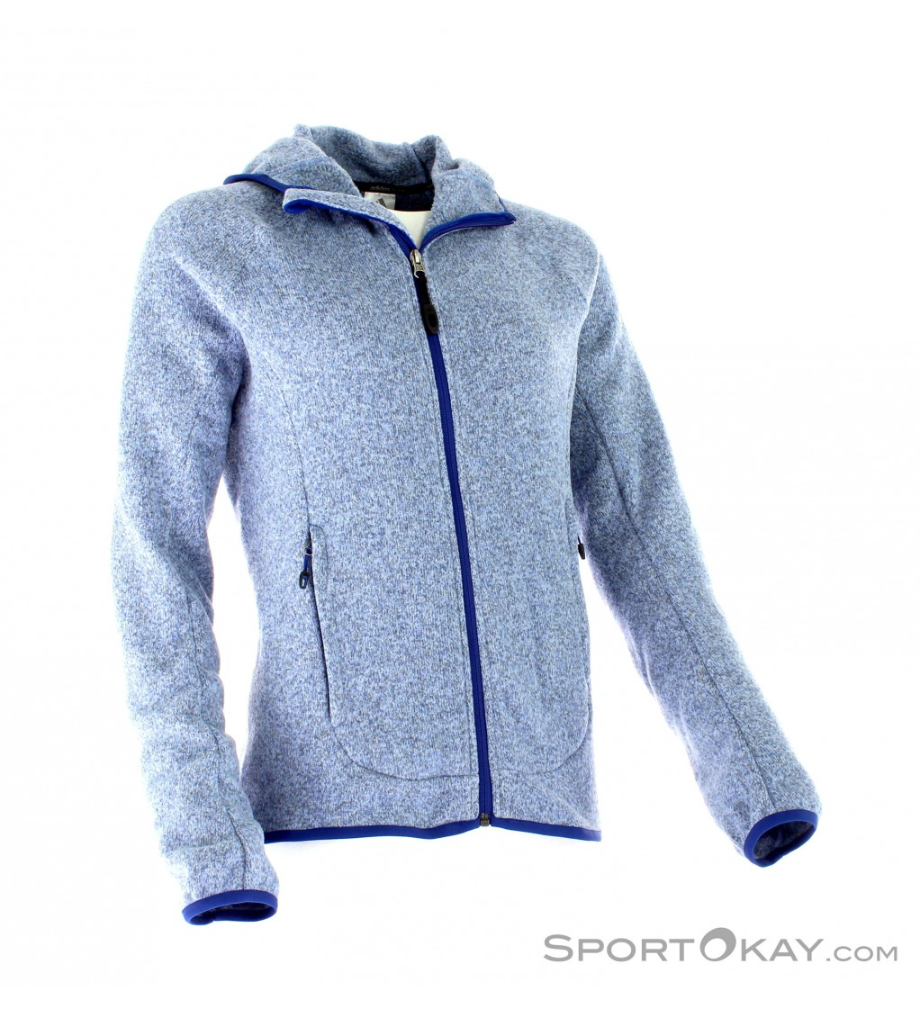 adidas ht hochmoos fleece hoody damen outdoorsweater sweaters outdoor clothing outdoor all. Black Bedroom Furniture Sets. Home Design Ideas