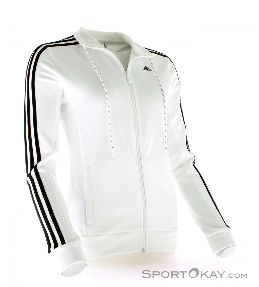 adidas Adidas Essential 3 Stripes Tracksuit Damen Trainingsanzug