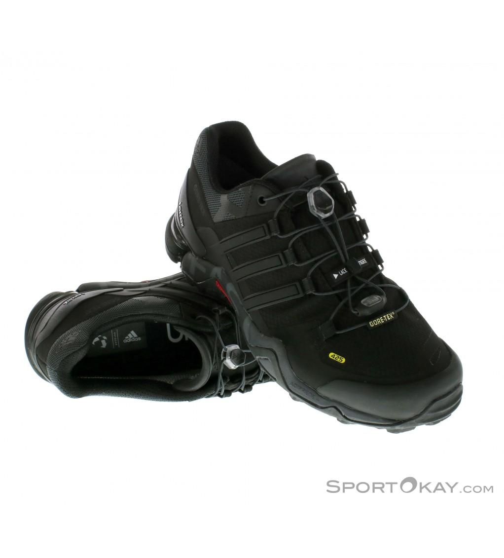 Cirugía Recoger hojas Hecho de  Adidas Terrex Fast R GTX Mens Trekking Shoes Gore-Tex - Trekking Shoes -  Shoes & Poles - Outdoor - All