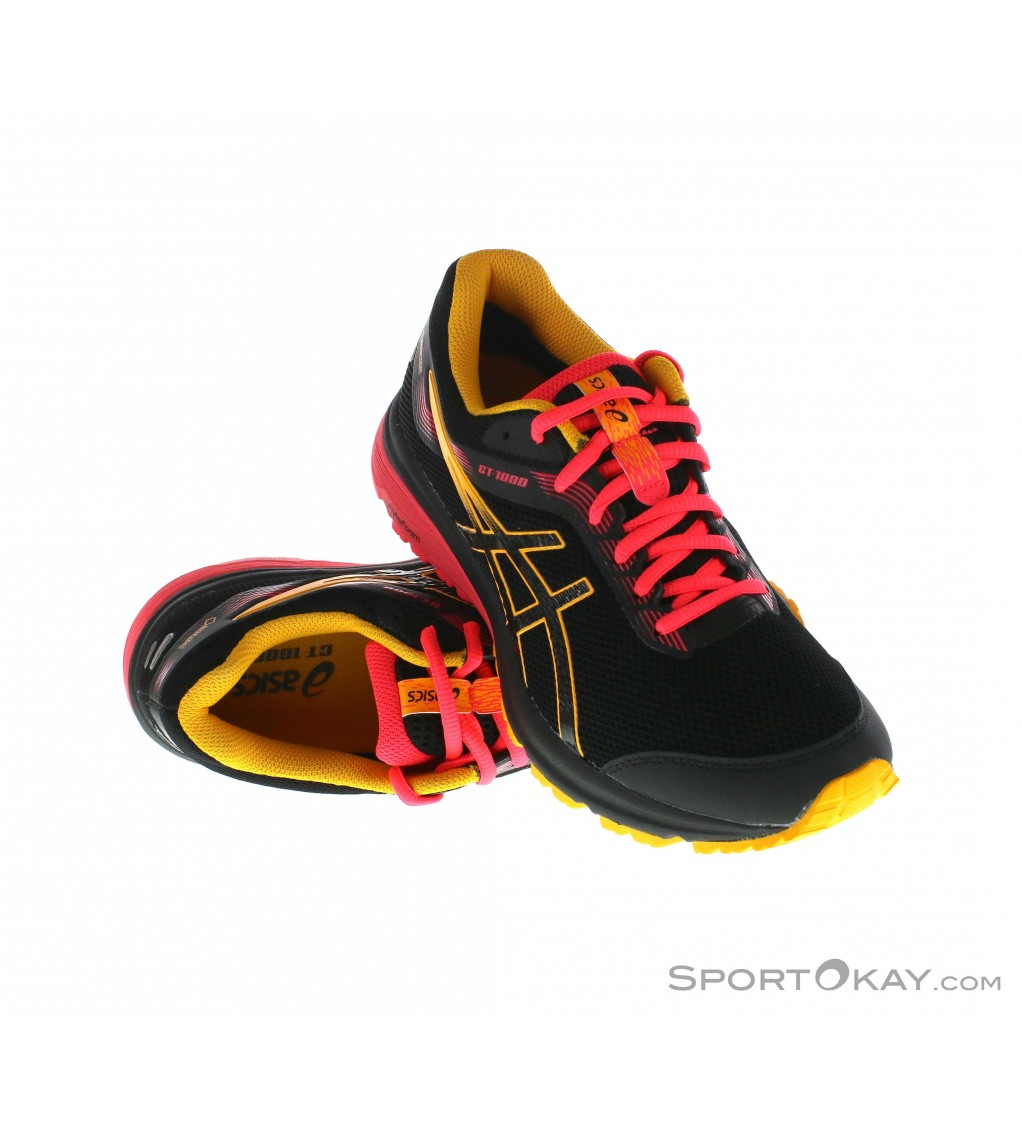 Asics Asics GT 1000 7 GTX Womens Running Shoes Gore Tex