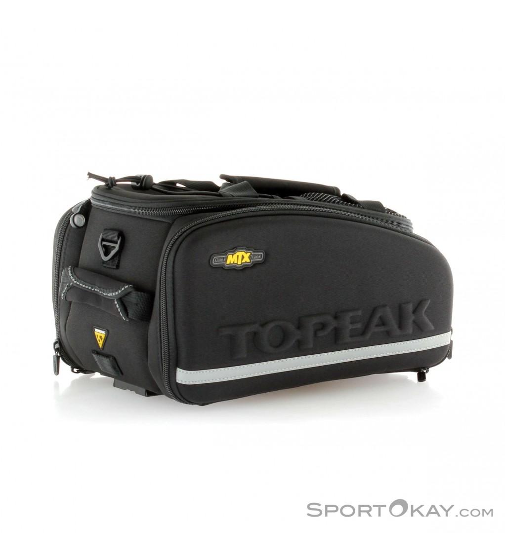 TOPEAK TrunkBag Tour EX mit Seitentaschen