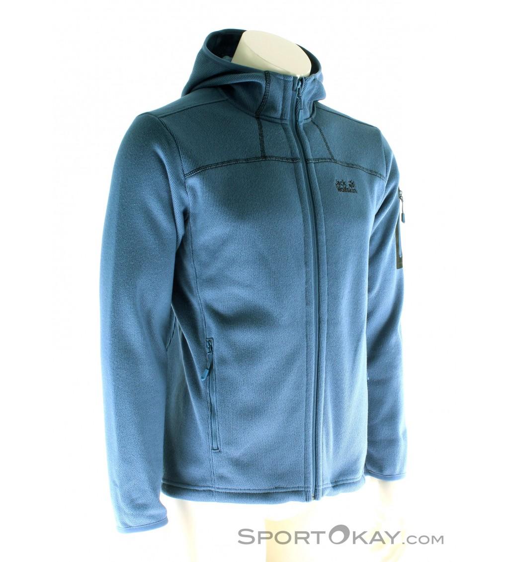 jack wolfskin herren cozy fleece jacket