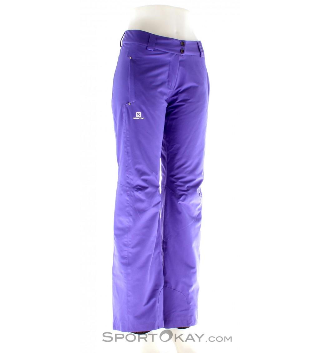 Salomon Salomon Stormspotter Womens Ski Pants